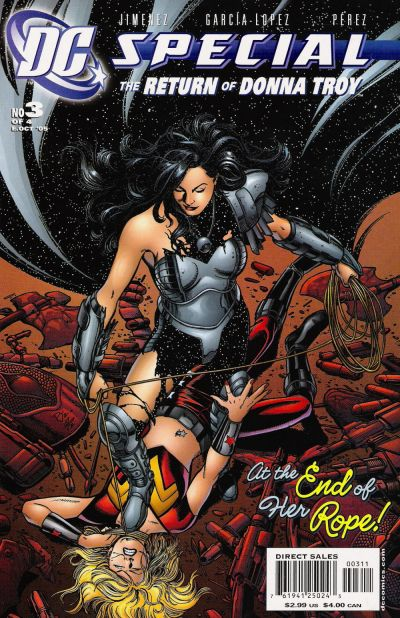 DC Special: The Return of Donna Troy Vol 1 3