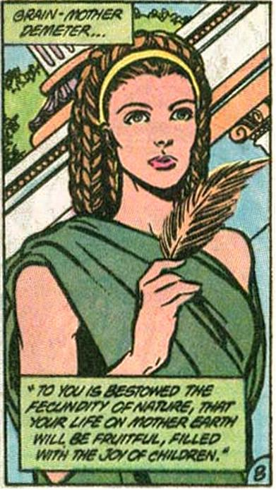 Demeter (New Earth)