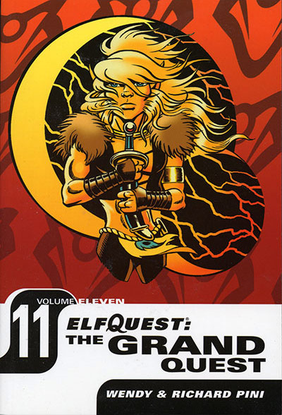 ElfQuest: The Grand Quest Vol. 11 (Collected)