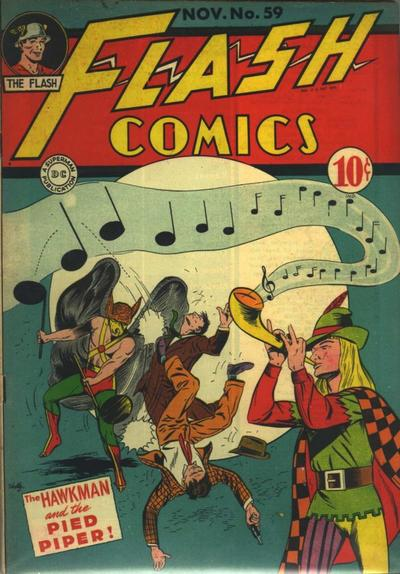 Flash Comics Vol 1 59