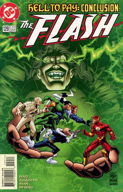 The Flash Vol 2 129