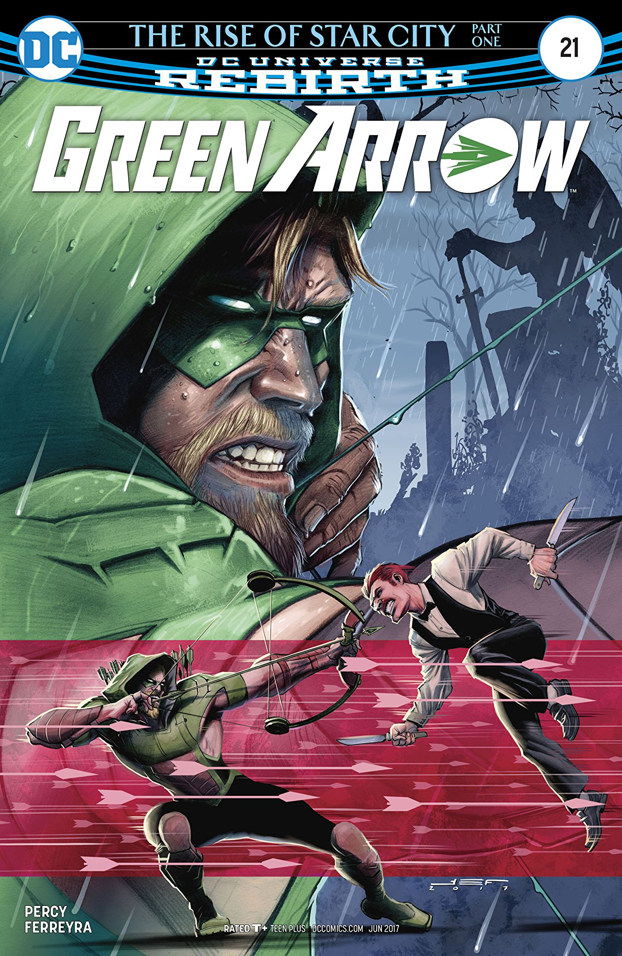 Green Arrow Vol 6 21