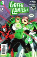Green Lantern The Animated Series Vol 1 3