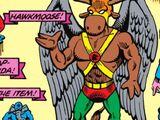 Hawkmoose (Earth-C-Minus)