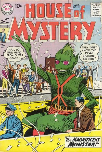 House of Mystery Vol 1 101