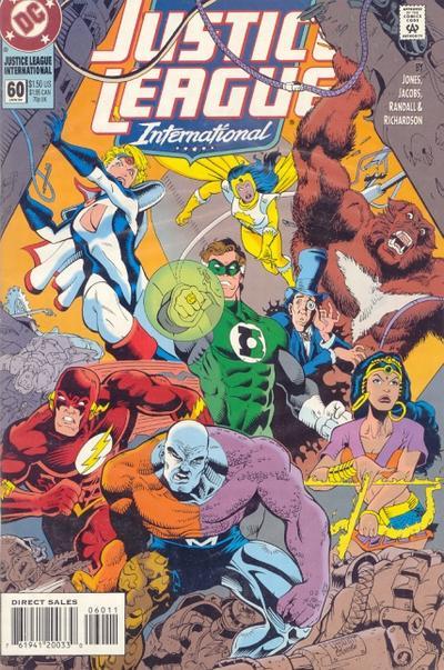 Justice League International Vol 2 60