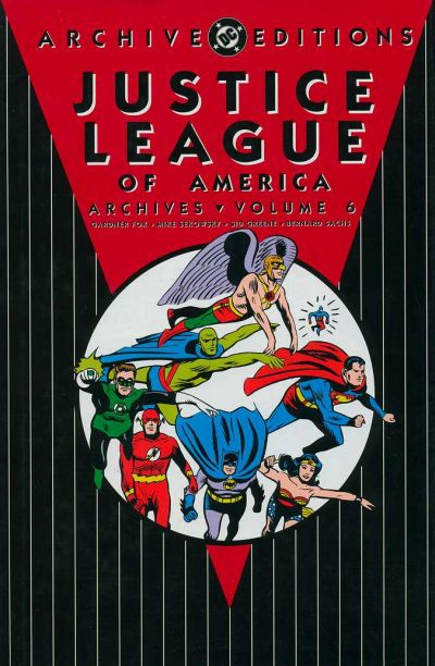 Justice League of America Archives Vol. 6 (Collected)