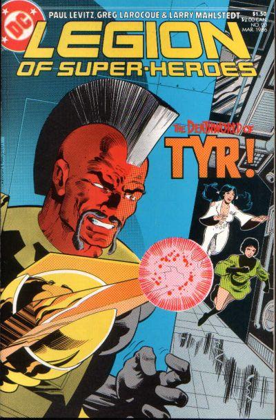 Legion of Super-Heroes Vol 3 20