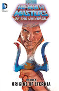 Masters of the Universe Origins of Eternia (Collected)