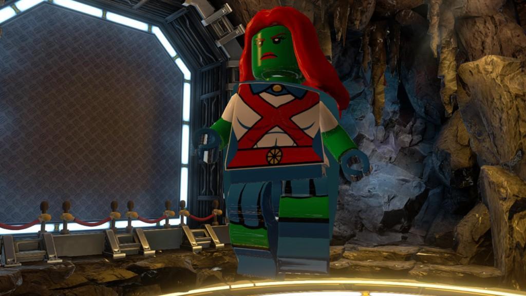 M'gann M'orzz (Lego Batman)