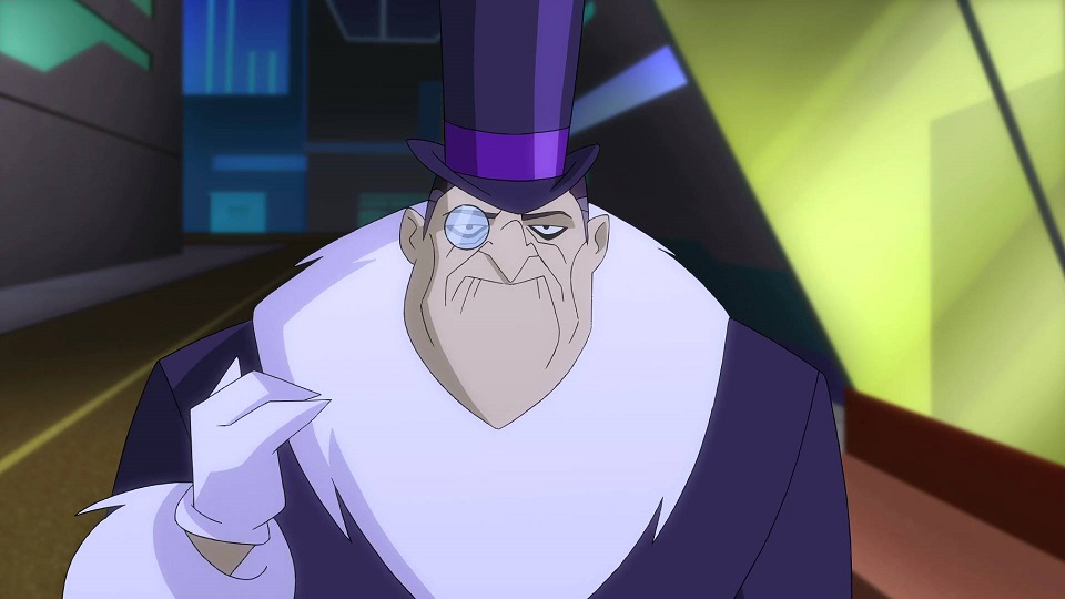 Oswald Cobblepot (Batman Unlimited)