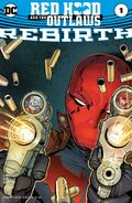 Red Hood and the Outlaws Rebirth Vol 1 1