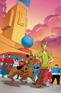 Scooby-Doo Team-Up Vol 1 33 Textless
