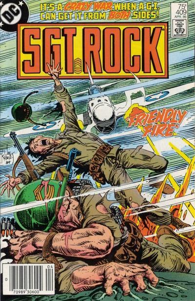 Sgt. Rock Vol 1 409