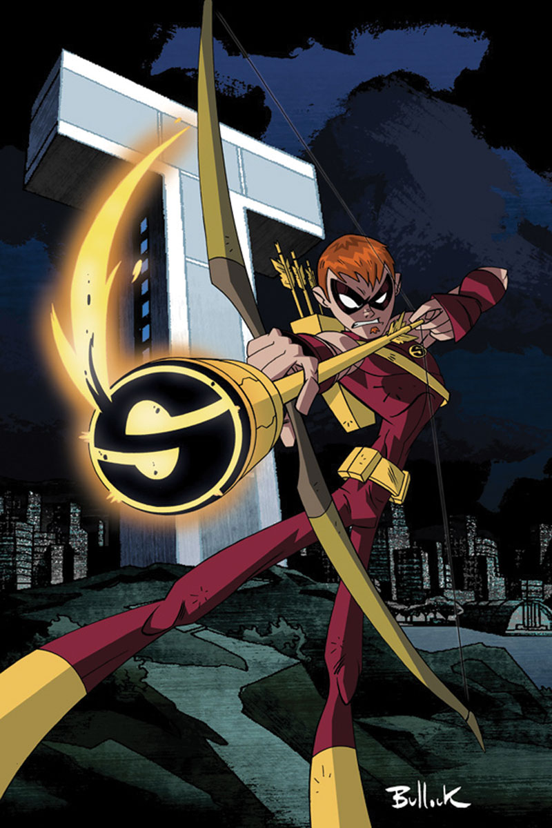 Roy Harper (Teen Titans TV Series)