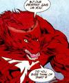 Tasmanian Devil No Rules to Follow 001