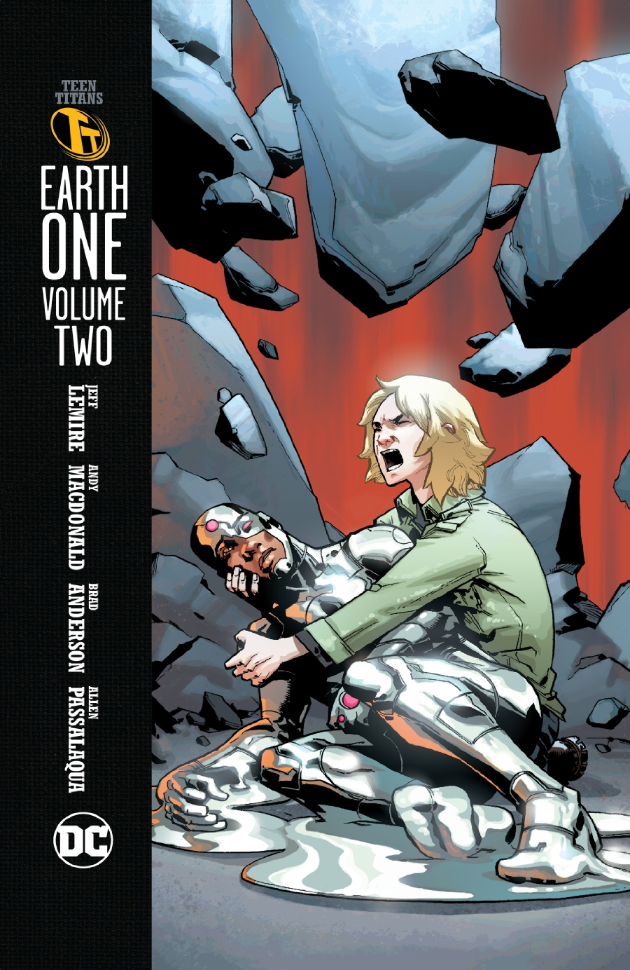 Teen Titans: Earth One Vol 1 2