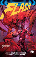 The Flash Rebirth Deluxe Edition Book 3 Collected
