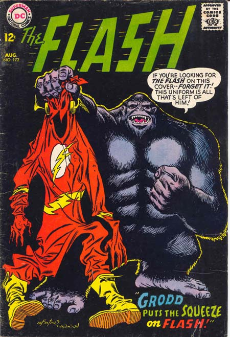 The Flash Vol 1 172
