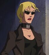Vera Black Superman vs The Elite 001