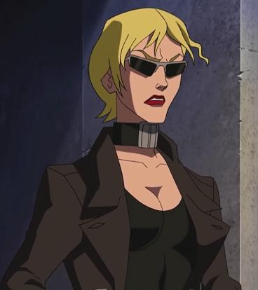 Vera Lynn Black (Superman vs. The Elite)