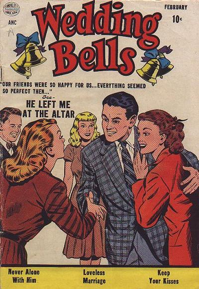 Wedding Bells Vol 1