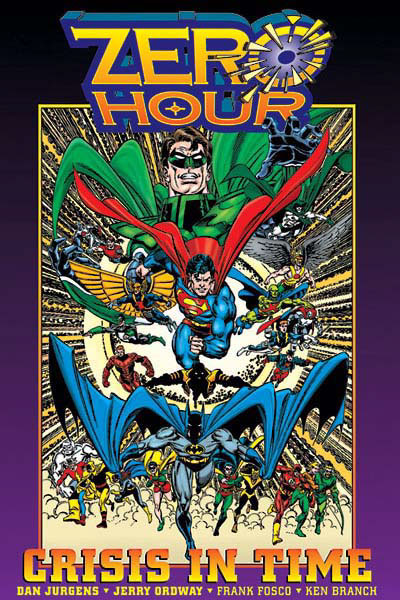 Zero Hour: Crisis in Time (Collected)