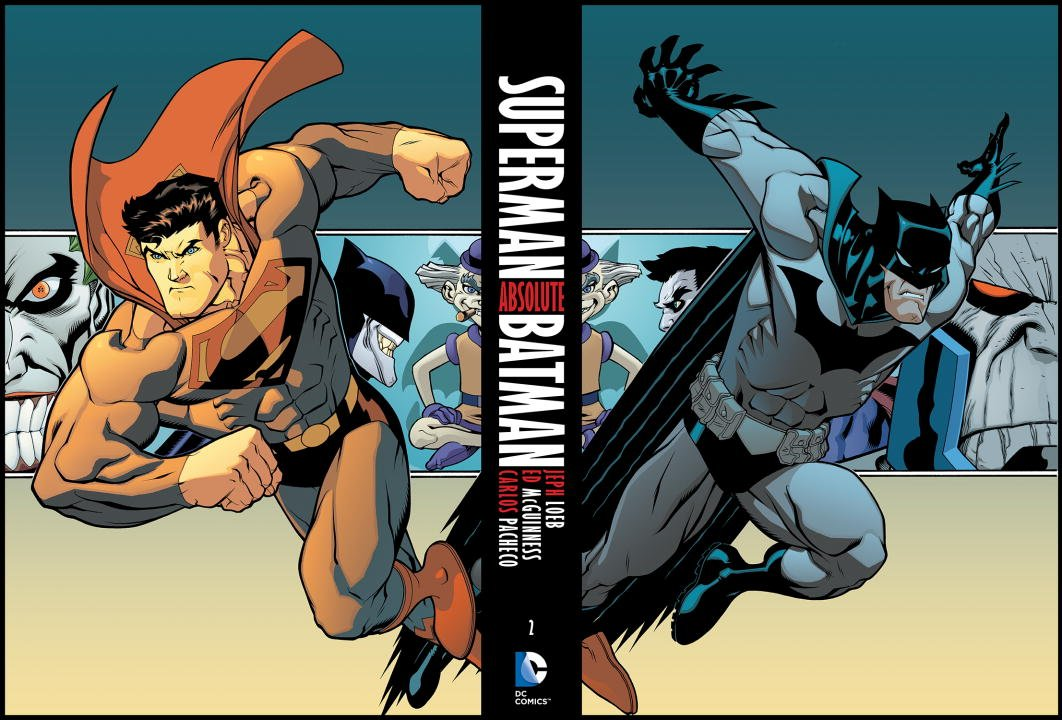 Absolute Superman/Batman Vol. 2 (Collected)