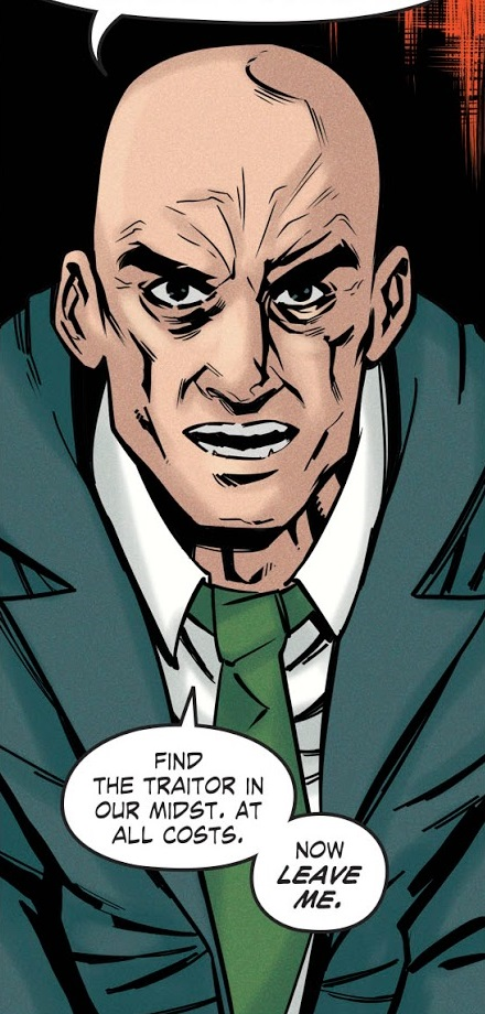 Alexander Luthor (Gotham City Garage)