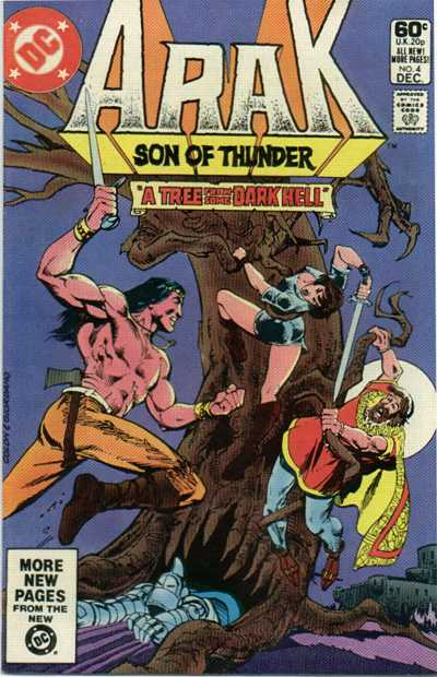 Arak: Son of Thunder Vol 1 4