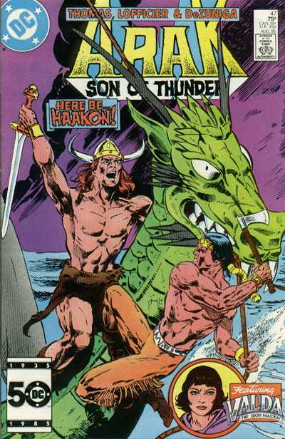 Arak: Son of Thunder Vol 1 47