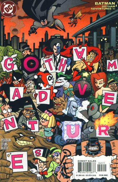 Batman: Gotham Adventures Vol 1 45