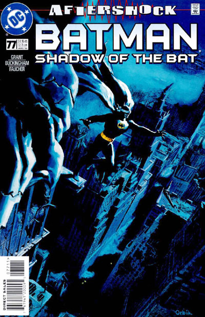 Batman: Shadow of the Bat Vol 1 77