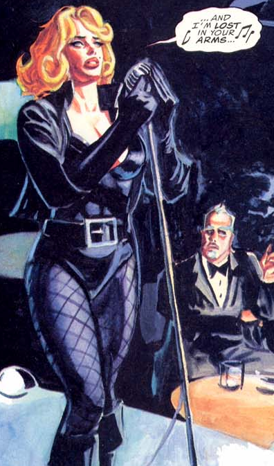 Dinah Drake (Earth-37)