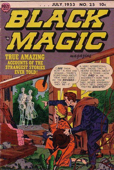 Black Magic (Prize) Vol 1 25