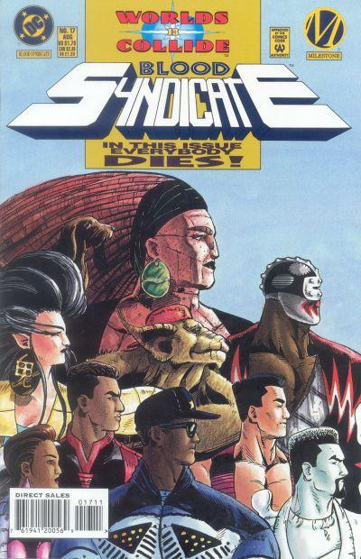 Blood Syndicate Vol 1 17
