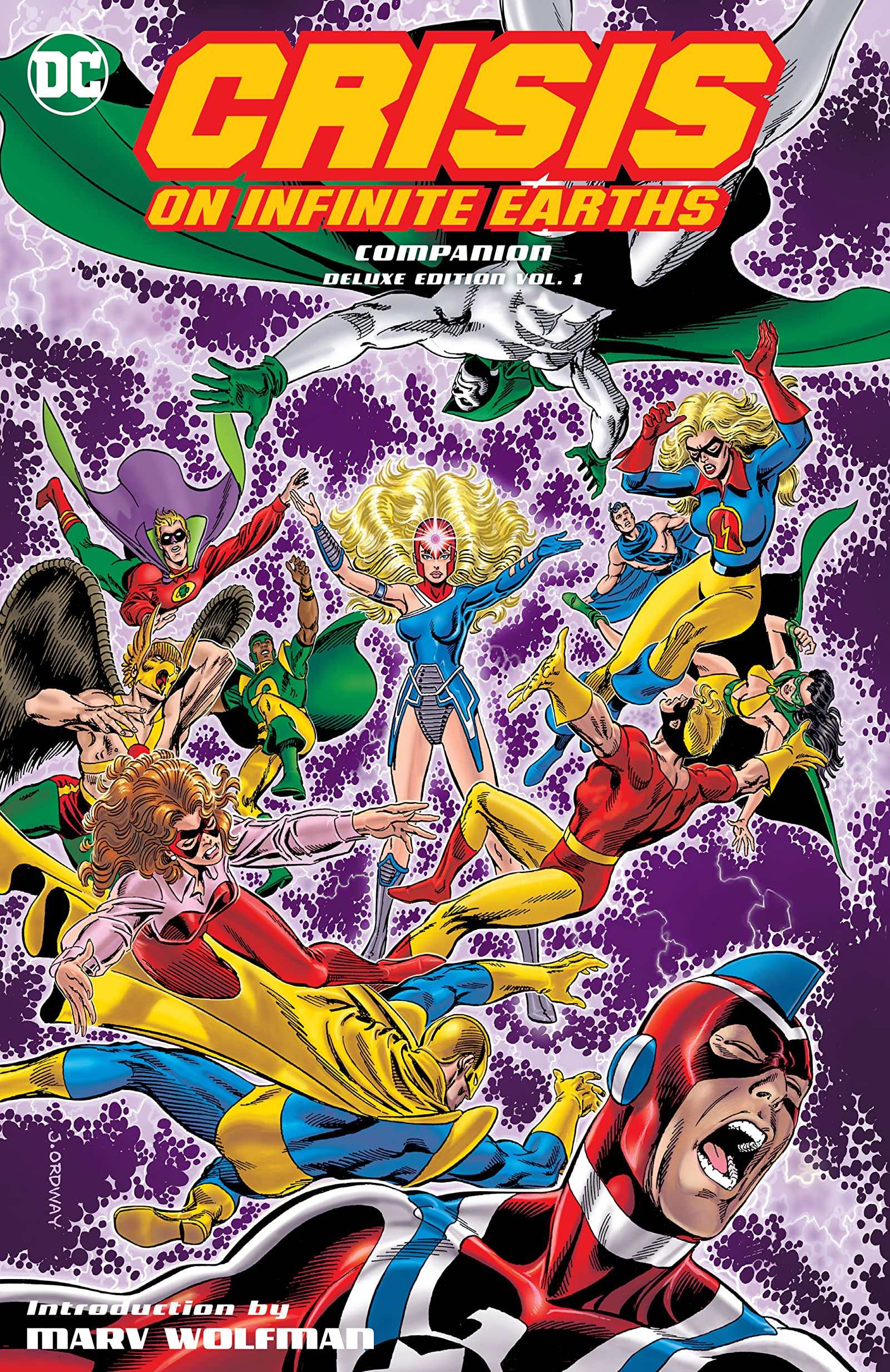 Crisis on Infinite Earths Companion: Deluxe Edition Vol. 1 (Collected)