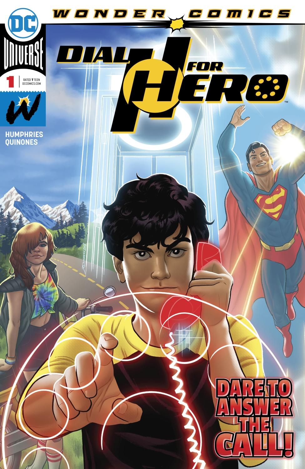 Dial H for Hero Vol 1