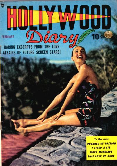 Hollywood Diary Vol 1 2