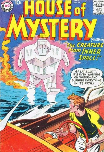 House of Mystery Vol 1 79