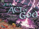 JLA: Act of God Vol 1