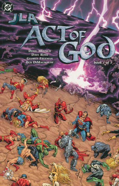 JLA: Act of God Vol 1 1