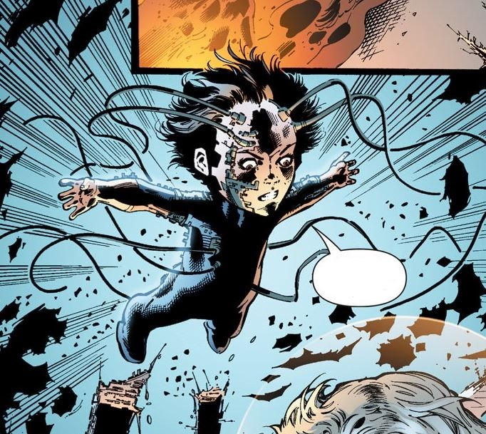 Jenny Fractal (Wildstorm Universe)