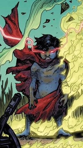 Kal-El (Bump in the Night)