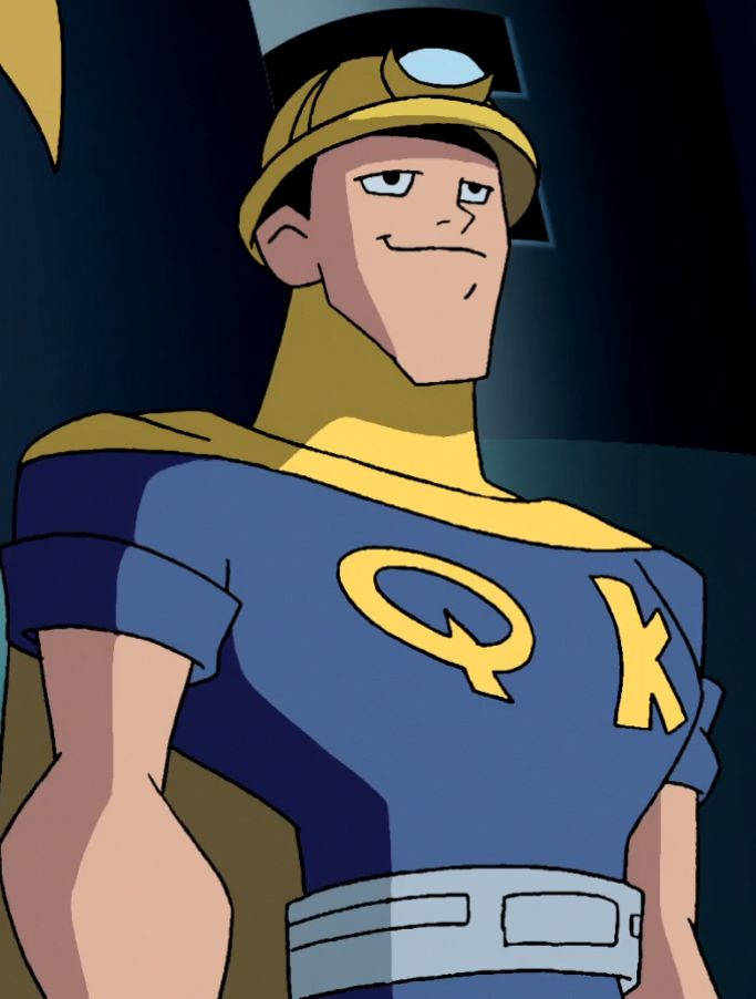 Shanen Dreyus (Legion of Super-Heroes TV Series)