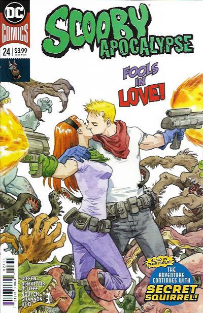 Scooby Apocalypse Vol 1 24