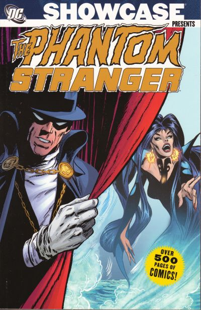 Showcase Presents: The Phantom Stranger Vol. 1 (Collected)