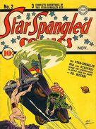 Star Spangled Comics 2