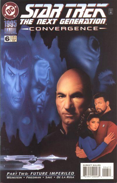 Star Trek: The Next Generation Annual Vol 2 6
