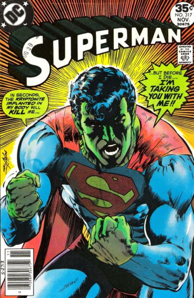Superman Vol 1 317